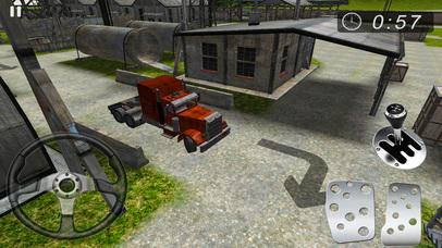 Army Base Camp Parking screenshot 3