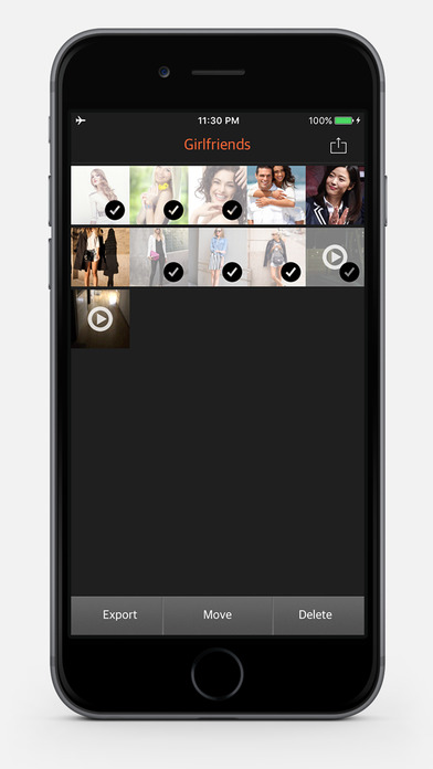 Private Albums Pro-Secret Vault for Picture/Videos Screenshots