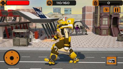 Bus Robot Transformation - Pro screenshot 4