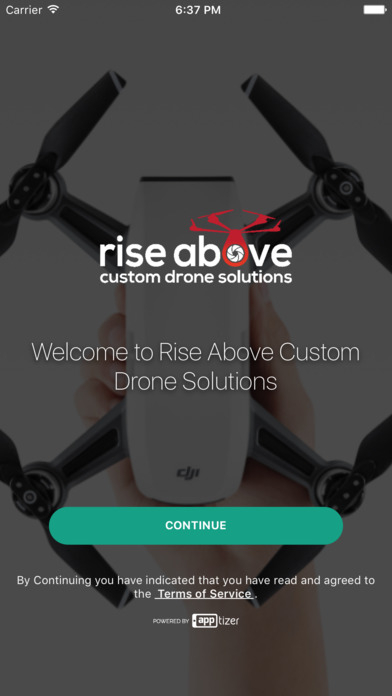 Rise Above Custom Drones screenshot 1