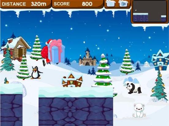 Speed Santa Running screenshot 6