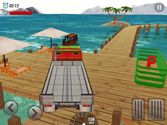 Impossible Track Truck Driver Simulator 3D screenshot 8