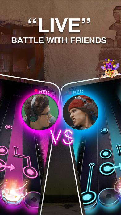 Beat Fever: Music Tap Rhythm Game screenshot 2