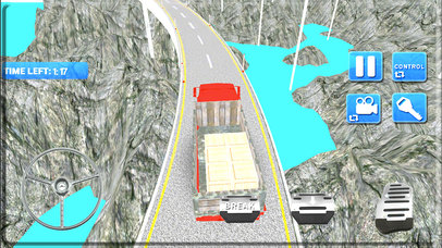 Off-Road Truck Drive Challenge 3D screenshot 2