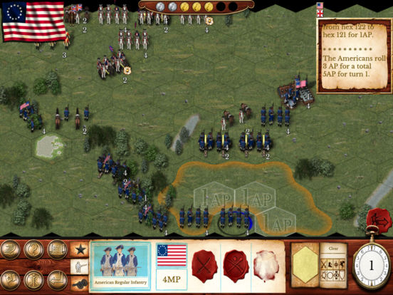 Hold the Line: The American Revolution screenshot 6