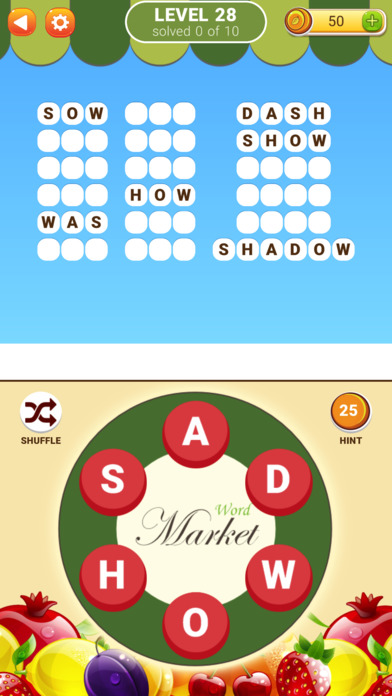 Word Market 2 screenshot 3