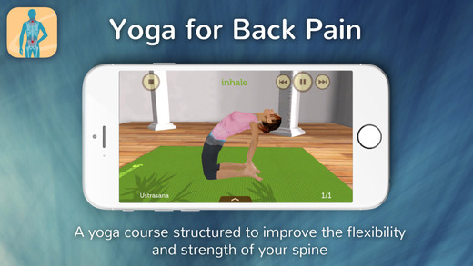 Yoga for Back Pain Relief Screenshots