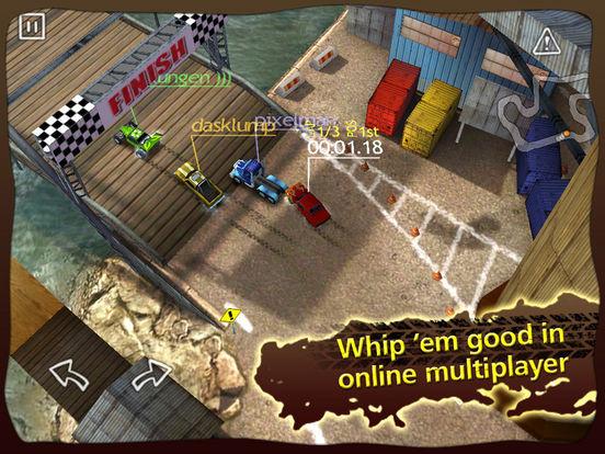 Reckless Racing HD Screenshots