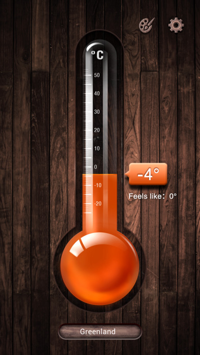 Digital Thermometer app screenshot 2