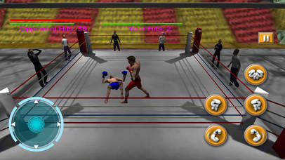 Боксерская революция 2017 3D Punch Boxing Скриншоты5