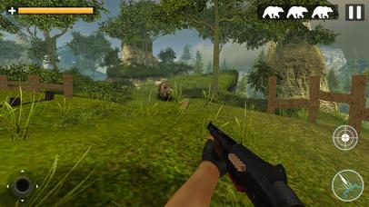 Bear Jungle Attack Screenshot 1