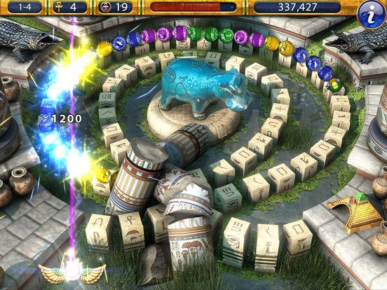 Luxor 2 Screenshots