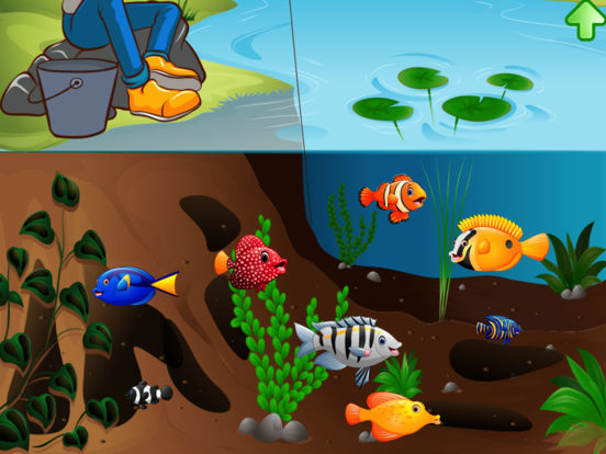 Fishing game for toddlers screenshot 6