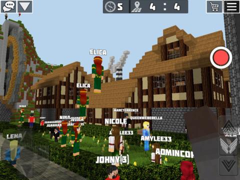 WorldCraft : 3D Build & Craft Скриншоты10