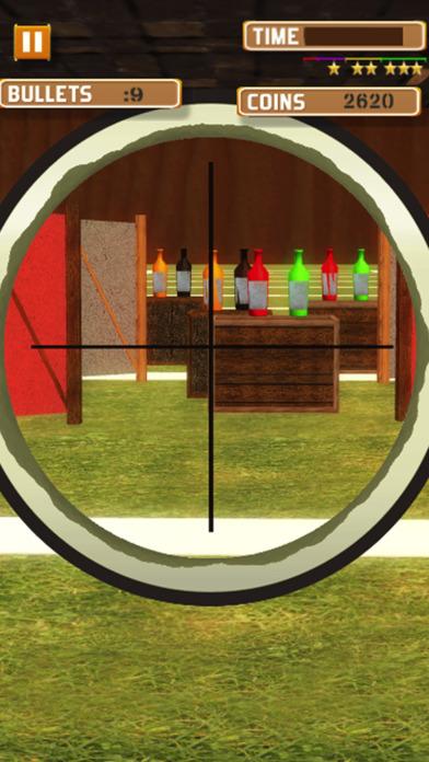 Amazing Bottle King Shooter screenshot 1