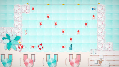 Swim Out screenshot 2