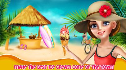 Fun Island Beach Sweet Slush Maker screenshot 3