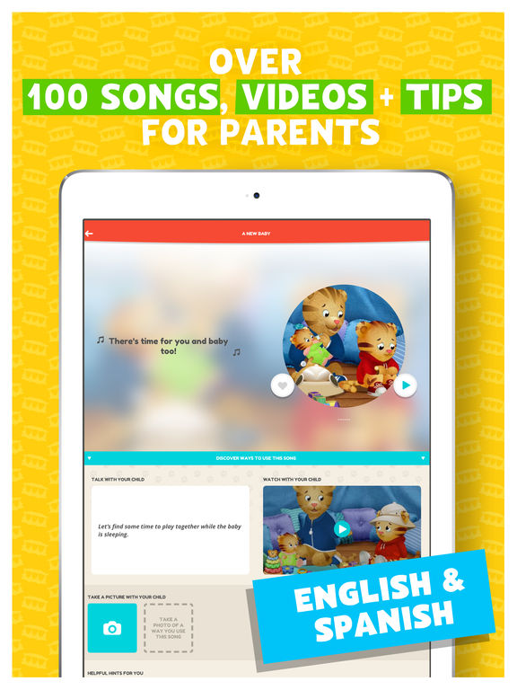 Daniel Tiger for Parents screenshot 7