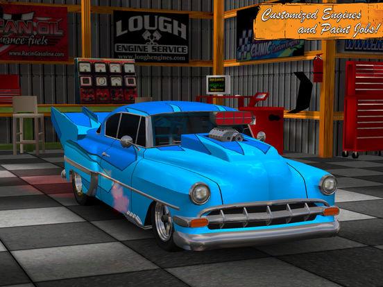 Door Slammers Drag Racing screenshot 8