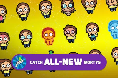 Rick and Morty: Pocket Mortys screenshot 3