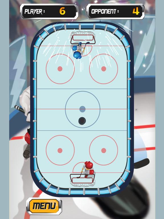 Hockey Shootout Pro! screenshot 8