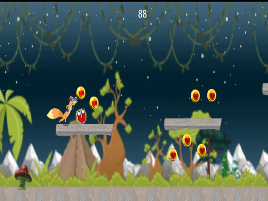 Little Fox Wild Jungle Escape screenshot 6