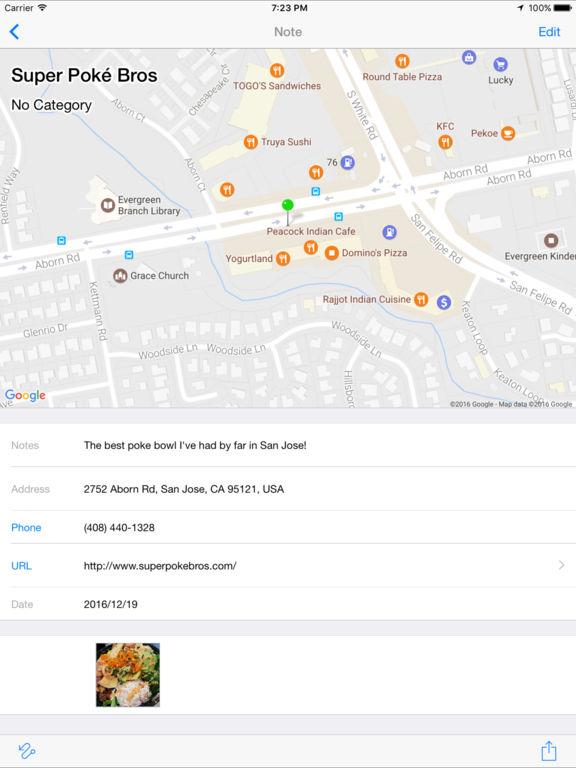 GeoMEMO - Create Your Own Map Screenshots