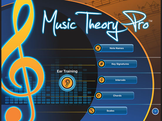 Music Theory Pro iPad Screenshot 1