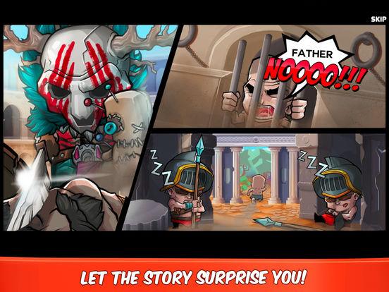Tiny Gladiators screenshot 10