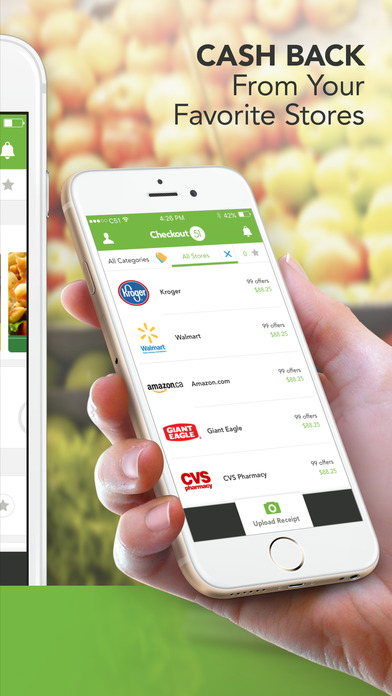 Using iphone grocery coupons