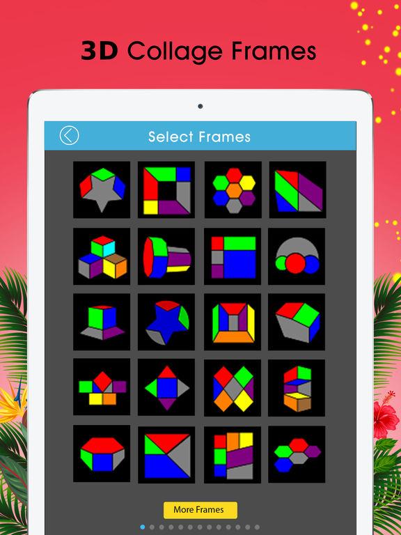 App Shopper 3d Collage Pro 3d 2d Magazine Collage