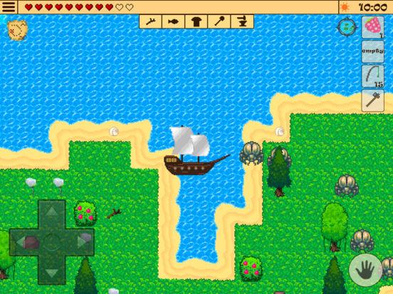 Скачать Survival RPG - The lost treasure adventure