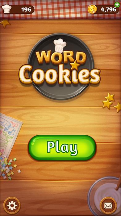 Screenshots of Word Cookies! for iPhone
