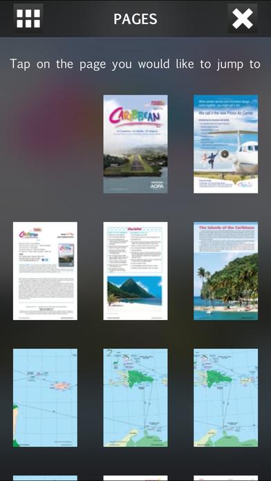 Bahamas & Caribbean Pilot's Guide screenshot