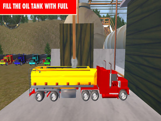 Drive Oil Transport Truck 2017 Pro screenshot 8