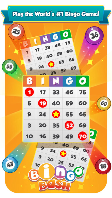 Bingo Bash screenshot 3