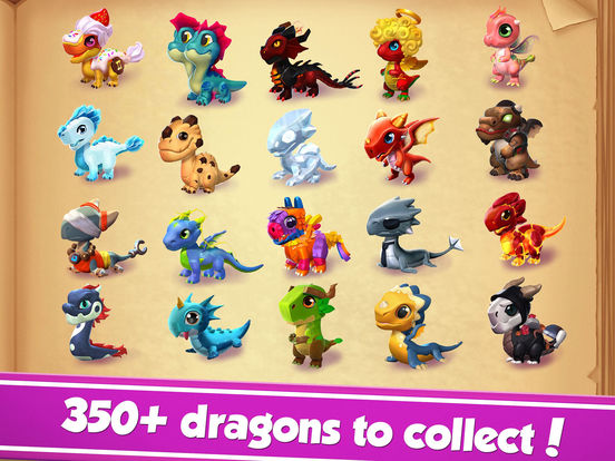 Dragon Mania Legends: Dragon Breeding Gamescreeshot 1