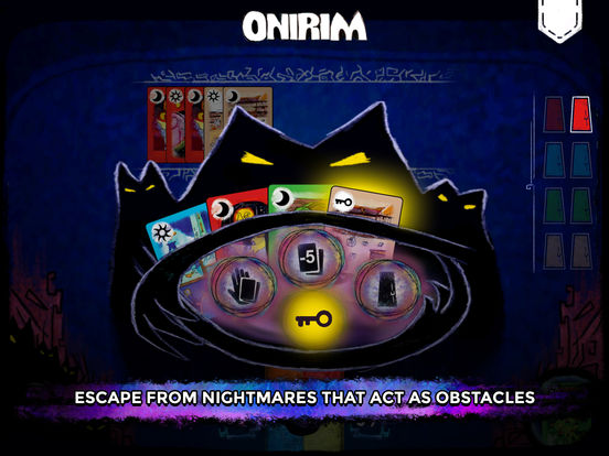Onirim - Solitaire Card Game For iOS Goes Free For First Time
