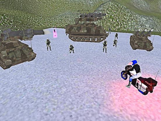 Gangster Biker Revenge: Gangster Squad screenshot 6