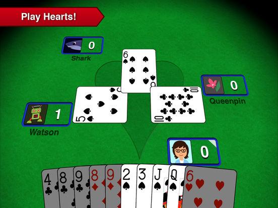 Hearts+ Free iPad Screenshot 1