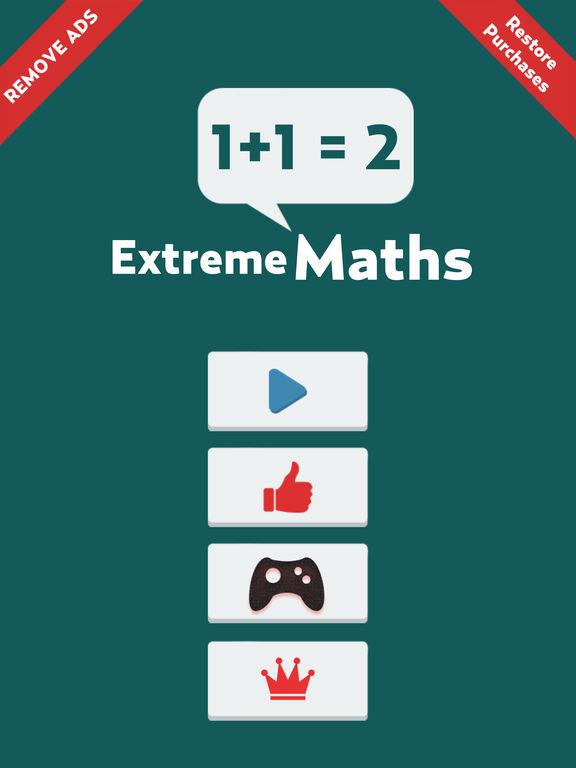 extreme maths trivia quiz challenge download