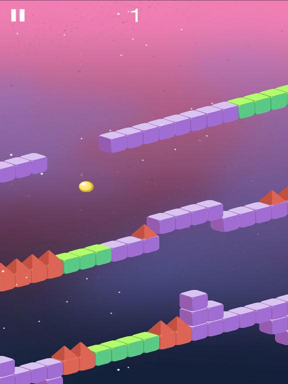 Trio Crazy Ball Cubic Maze Escape screenshot 4