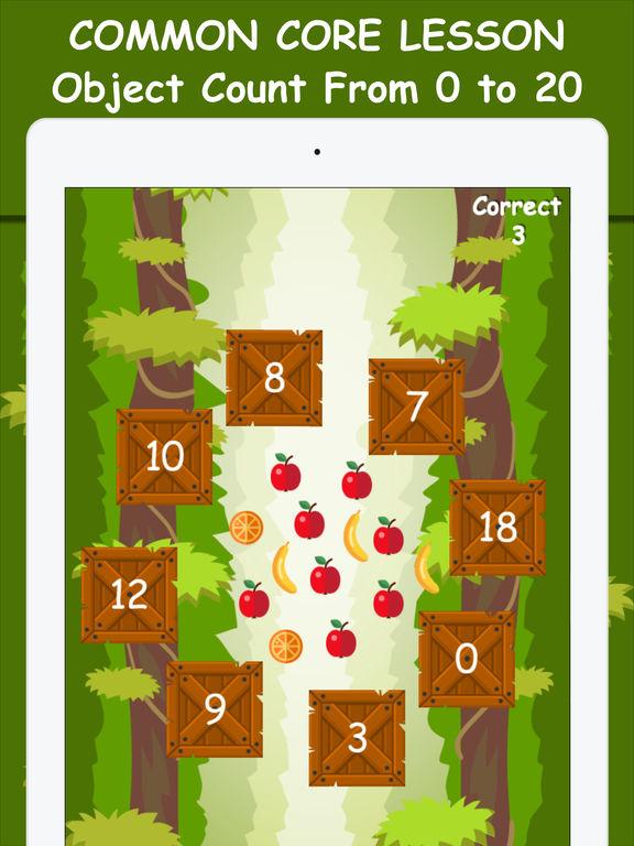 Panda Math Games For Kids - Kindergarten 1st Grade Screenshot