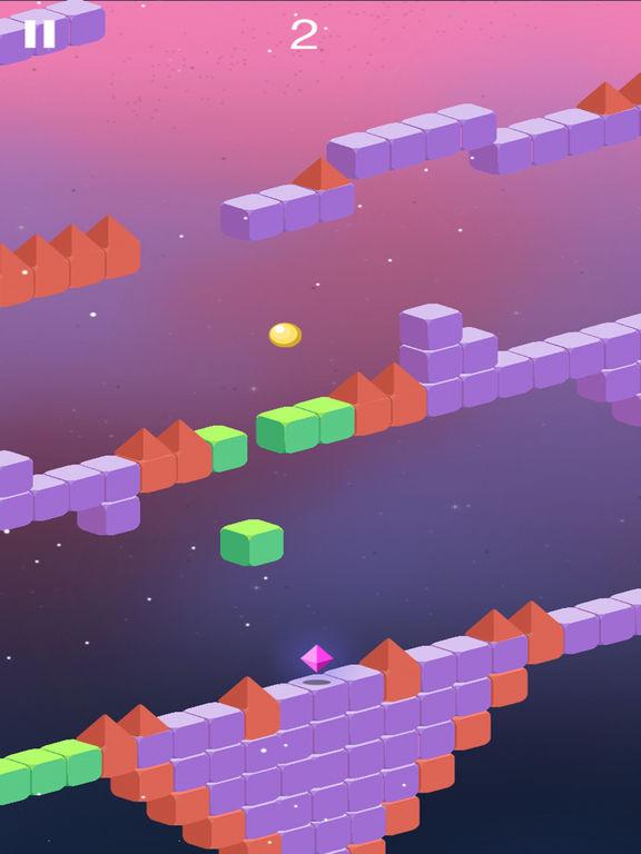 Trio Crazy Ball Cubic Maze Escape screenshot 5