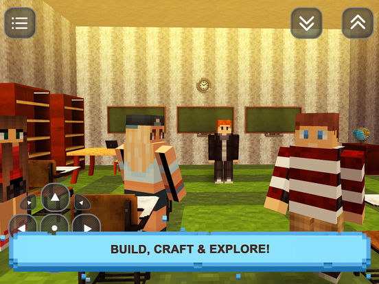 App shopper high school girls story building crafting for Crafting and building app store