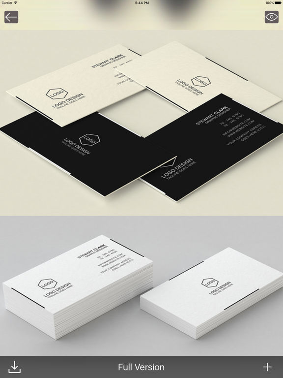 Business Card Design Ideas Visiting Cards Designs on the