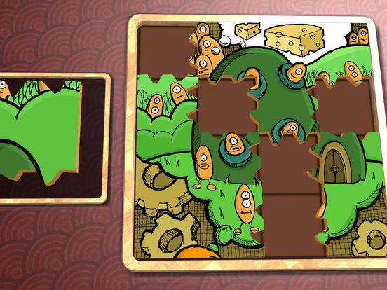 Jigsaw Solitaire Cartoons screenshot 7