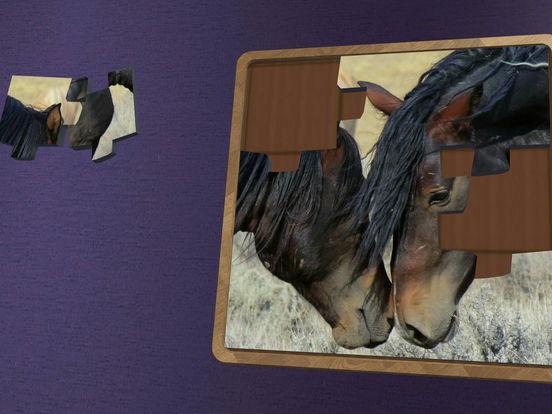 Super Jigsaws Horses screenshot 7