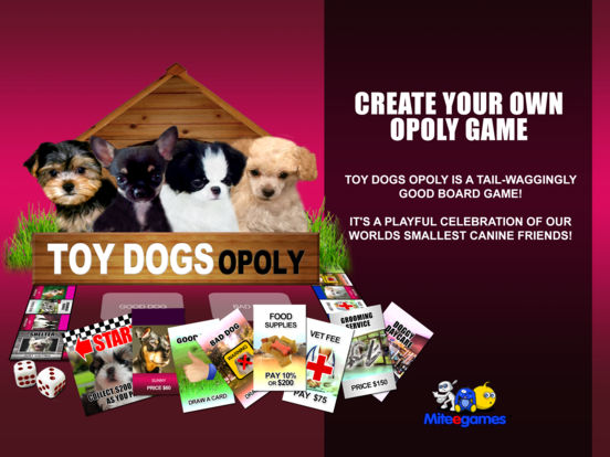 Toy Dogs Opoly screenshot 5