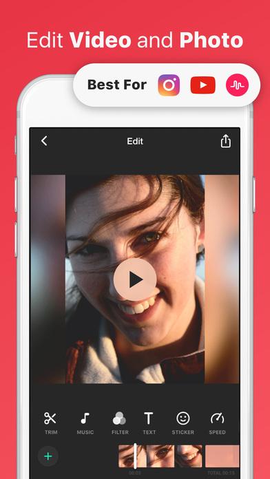 download InShot Video Editor Music, No Crop, Cut apps 4